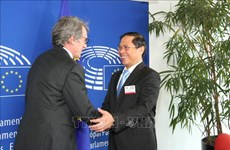 Vietnam wants to further promote partnership with EU: Deputy FM