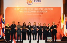 Meeting suggests cooperation activities for ASEAN's economic integration