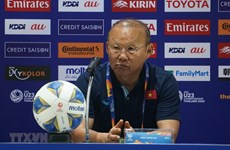 Head coach Park Hang-seo accepts AFC penalty