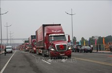 COVID-19: Mong Cai completes preparations to resume border trade