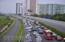 Vietnam records traffic safety improvements in January