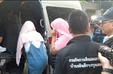 Thai police smash transnational surrogacy ring