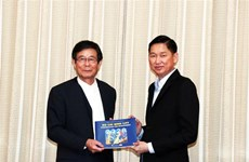 HCM City bolsters cooperation with Japanese prefecture