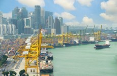 Singapore lowers GDP growth due to COVID-19