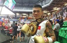 Vietnamese boxer retains WBA Asia title