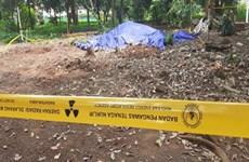 Indonesia: radiation found near Jakarta