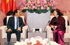 NA Chairwoman hosts RoK ambassador