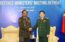 Defence cooperation – a pillar in Vietnam-Cambodia ties
