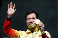 Vietnamese marksmen set sights on Tokyo Olympics