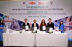 Vietnam builds public private collaboration to address plastic waste