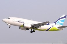 Air Busan to launch Busan – HCM City route