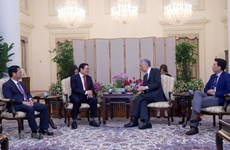 Singapore hopes to bolster multifaceted cooperation with Vietnam