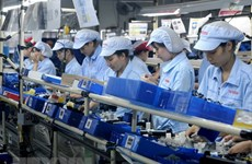 17 more FDI projects licensed in Bac Ninh industrial zones