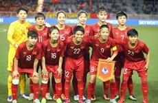 VN female footballers have more chance to compete in Asian Cup