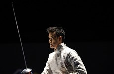 Vietnamese fencer to compete at world cup in Poland