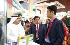 Vinamilk signs 20 million USD contract in Dubai