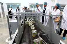 Another dairy firm eligible for export to China