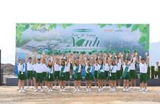 Quang Ninh: Cam Pha gears toward green city