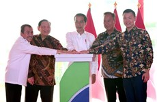 Indonesia inaugurates largest viscose rayon production facility