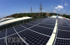 Programme helps promote solar power use in Vietnam