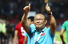 Football head coach Park Hang-seo to undergo medical supervision