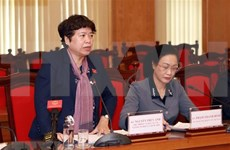 NA official hails Vinh Phuc for coronavirus control efforts