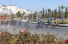 Binh Duong int'l women cycling tournament draws 11 teams