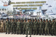 Cobra Gold military exercise kicks off amidst coronavirus concerns