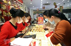 Gold prices surpass 49 million VND per tael, hitting 8-year high