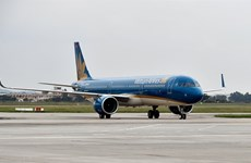 Vietnam Airlines offers discounted tickets on several int'l routes