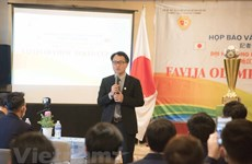 Biggest-ever football championship for Vietnamese launched in Japan