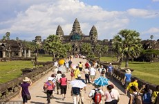 Cambodia earns 4.92 billion USD from tourism last year