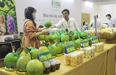 Horticultural, floricultural production technology exhibition opens