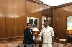 Vietnam, India bolster bilateral investment, trade