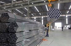 Vietnam's steel import falls 18 percent in January