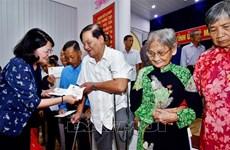 Vice President Dang Thi Ngoc Thinh visits Ca Mau province
