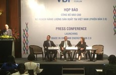 Vietnam Business Forum launches Made in Vietnam Energy Plan 2.0