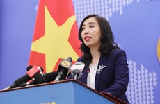 Vietnam ready to coordinate with RoK in COVID-19 fight: spokeswoman
