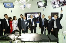 Vietnam-Germany Hospital launches two modern operating rooms