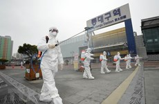 Vietnamese citizen infected with SARS-CoV-2 virus in RoK