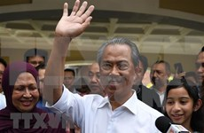 Congratulations to new Prime Minister of Malaysia