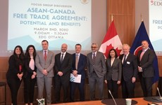 Workshop highlights ASEAN-Canada Free Trade Agreement