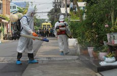 Embassy in Thailand warns citizens against COVID-19