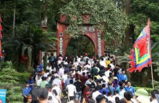 Hung Kings' Temple festival cancelled over COVID-19 concerns