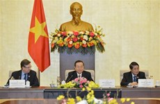 Vietnam hopes to intensify ties with US: NA Vice Chairman