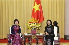 Vice President commends ASEAN Community Women's Group's activities