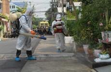 Thailand announces new countermeasures against COVID-19