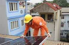 Vietnam operates 24,300 rooftop solar power projects