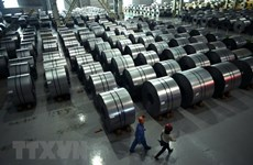 Hoa Phat's February steel exports almost triple year-on-year