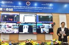 Telemedicine Centre for COVID-19 Outbreak Control makes debut